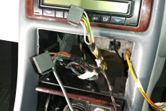 installing aftermarket stereo