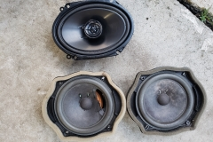 new speaker vs old speakers