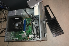 desktop hard drive to SSD swap