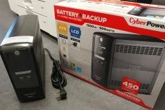 UPS (battery backup) setup