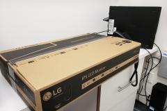 """new 27"""" LCD monitor"""