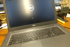 new dell laptop setup
