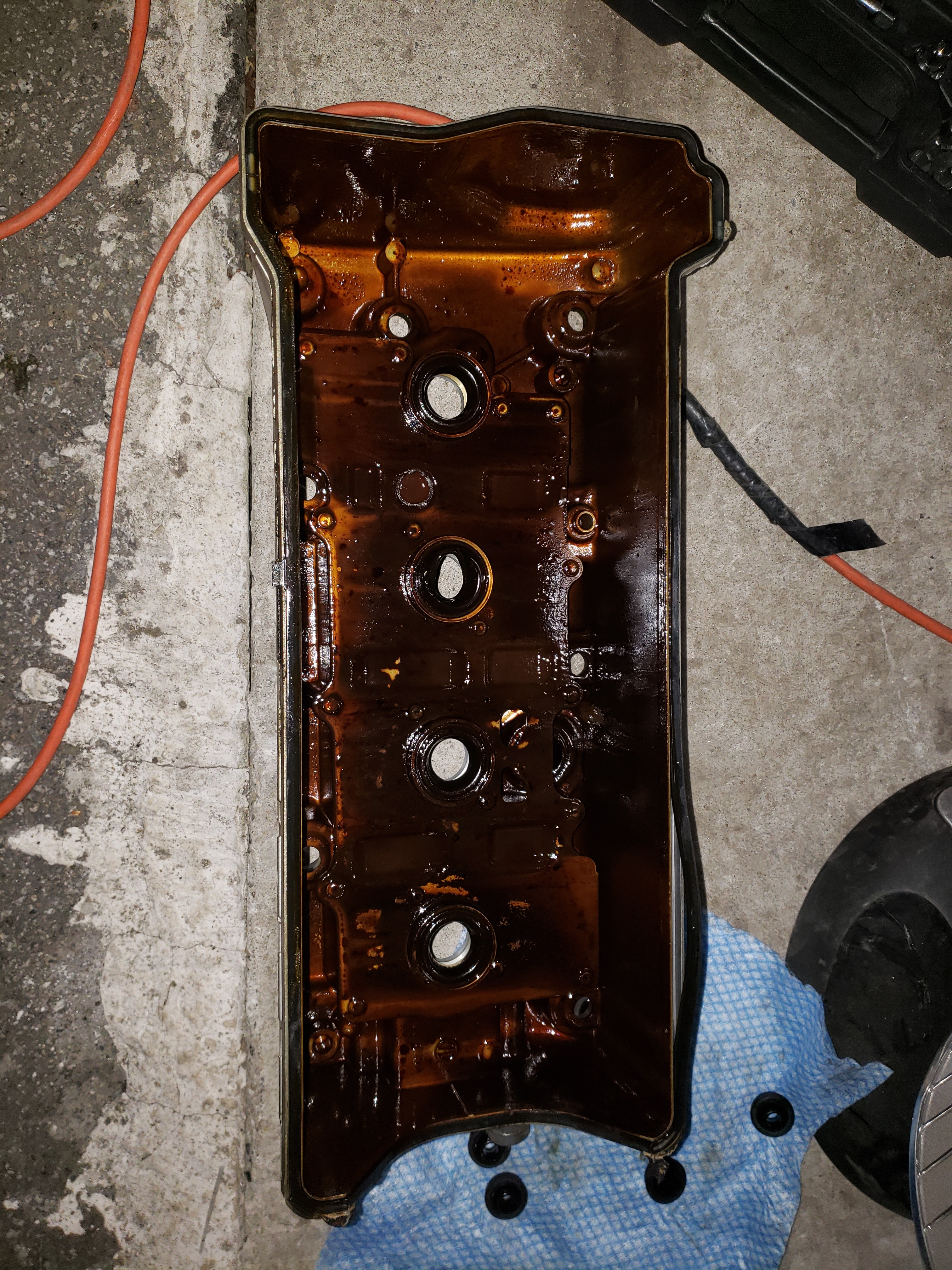 another valve cover gasket replacement