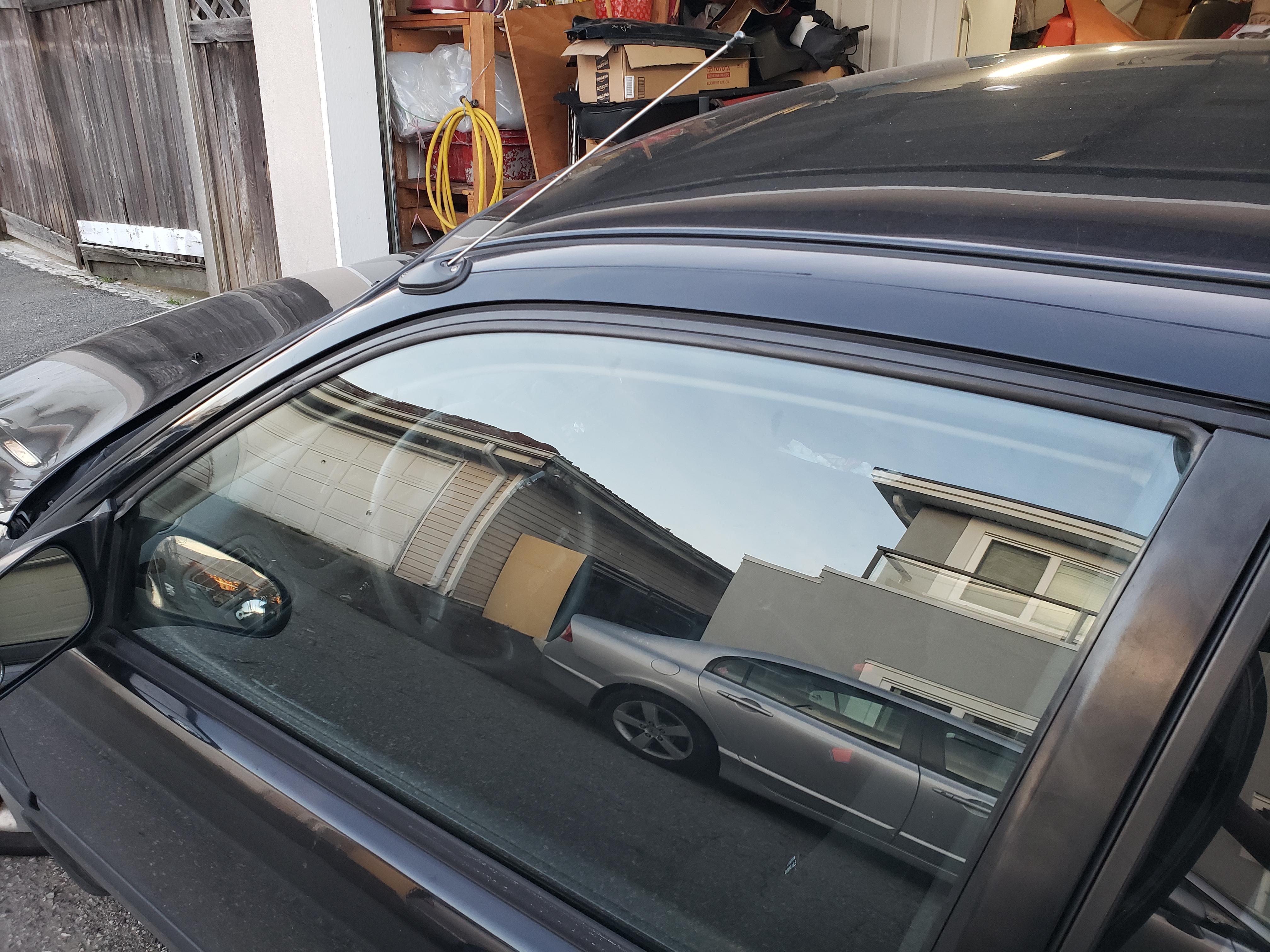 (before) no window visor