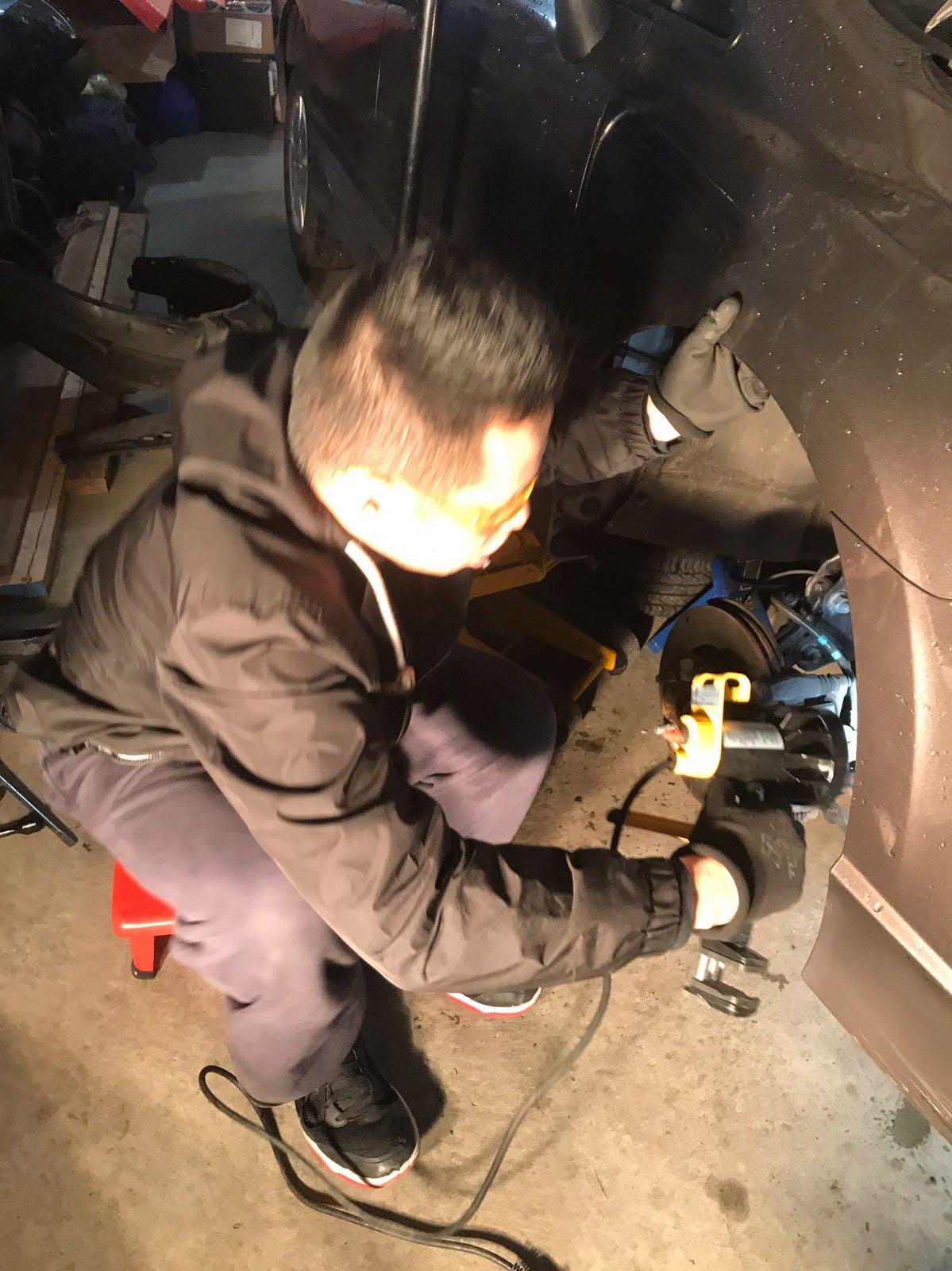 air conditioner compressor replacement