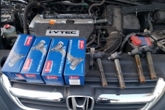 ignition coils replacement