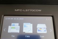 new Brother printer setup