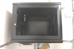 new empty rack