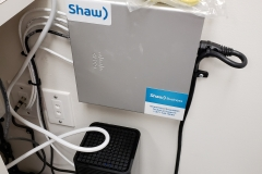 VOIP and Internet modem