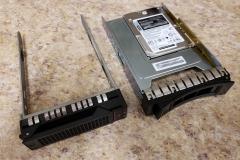 server hard drive upgrade