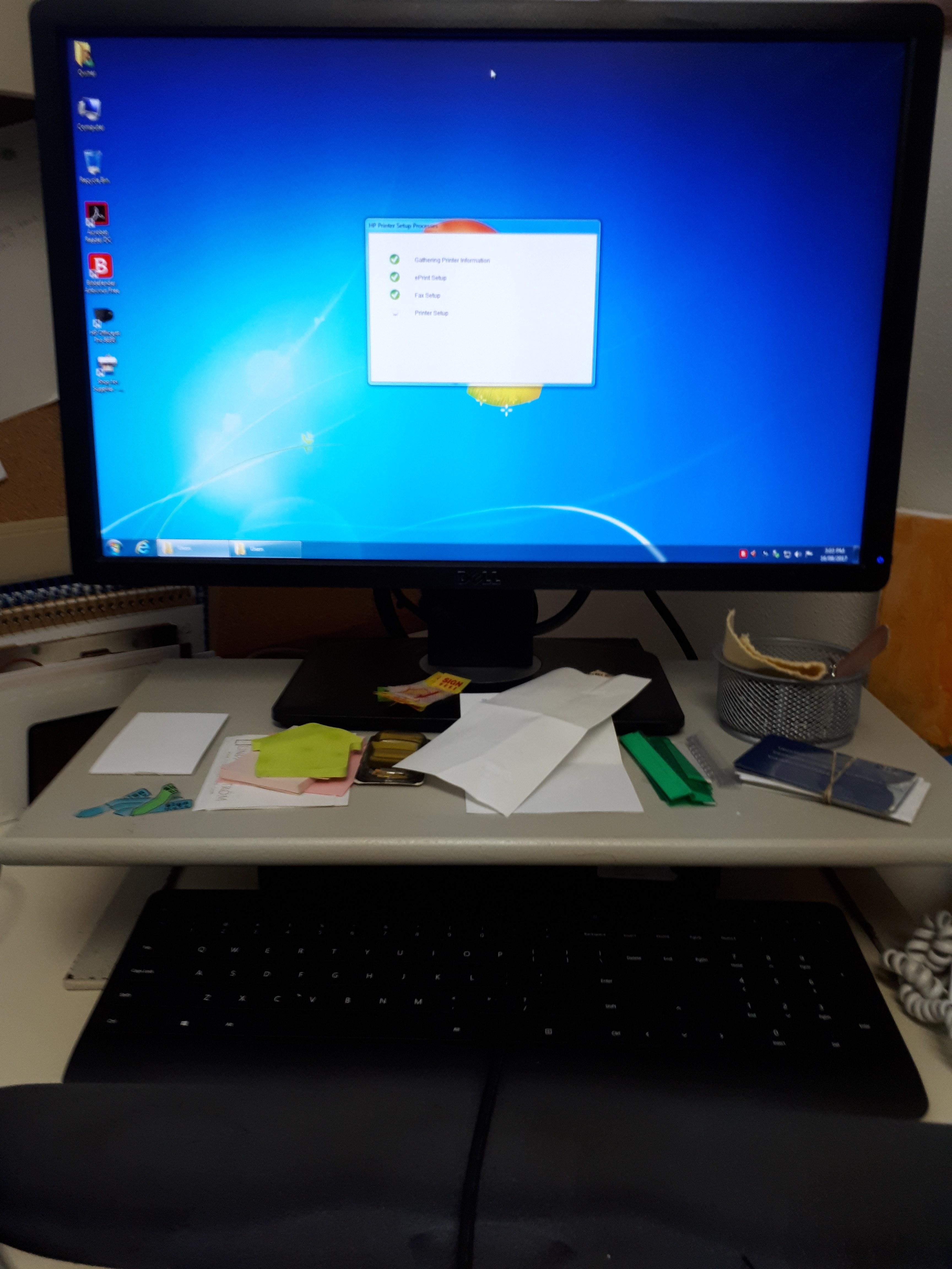 hp printer setup installation