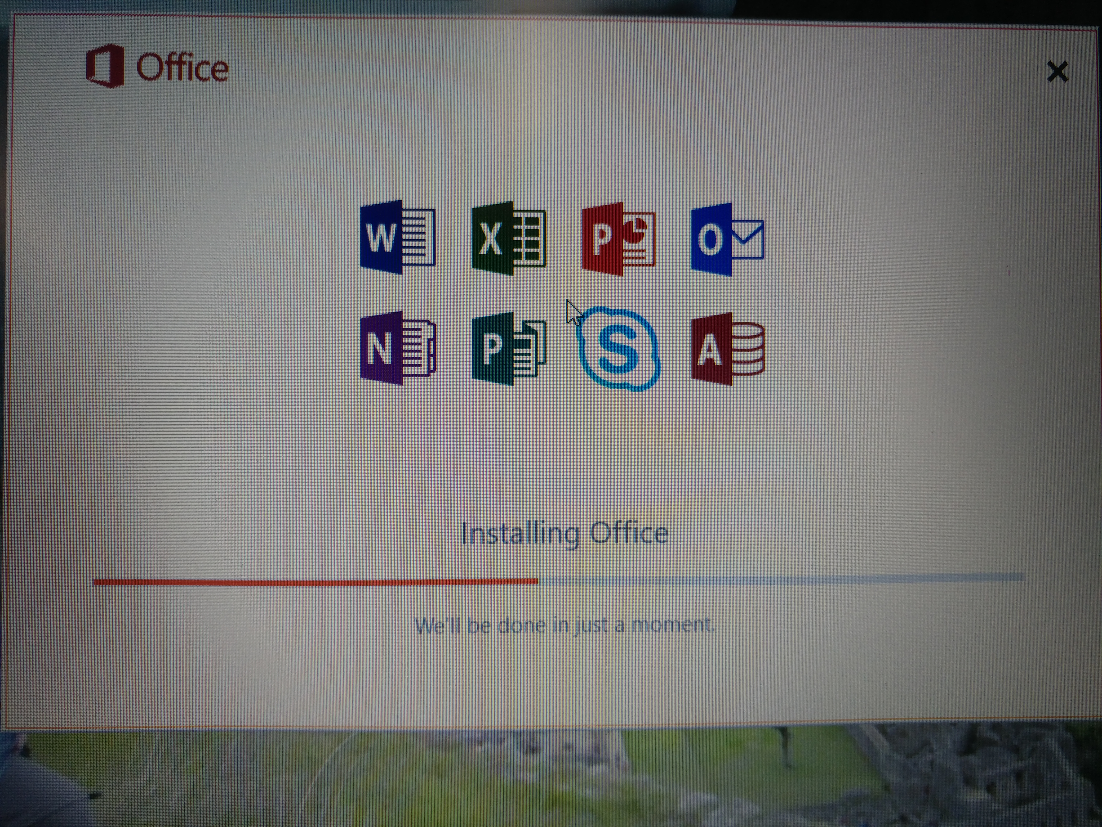 installing microsoft office