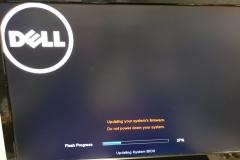 Dell motherboard BIOS firmware update